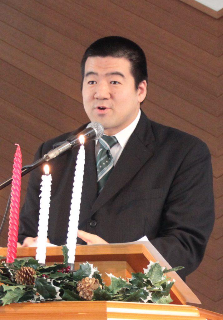 秋山義也牧師